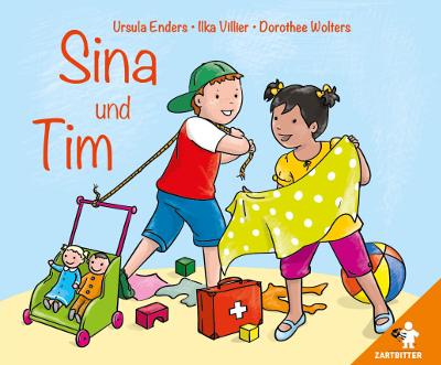 """Theaterstück """"Sina und Tim spielen Doktor"""""""